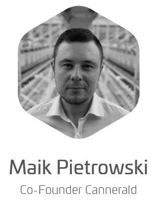 Cannerald / CannerGrow Co-Founder Maik Pietrowski