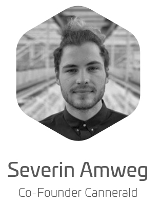 Cannerald / CannerGrow Co-Founder Severin Amweg